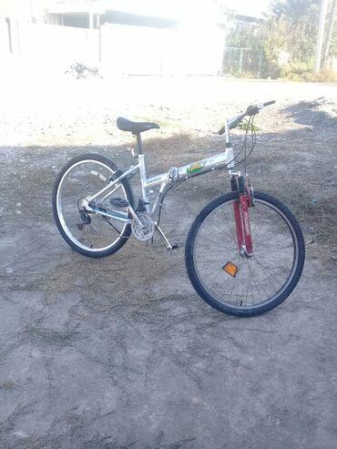 Продаю велосипед германский с алюминиевой рамой