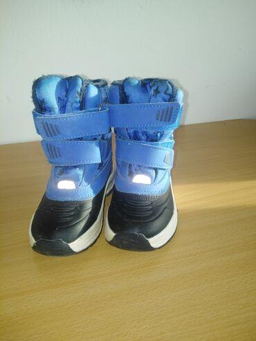 Dečija odeća i obuća - Beocin: Čizmice za decake jednom obuvene