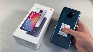xiaomi redmi 4 pro в Азербайджан: Новый Xiaomi Note 9 Pro 128 ГБ