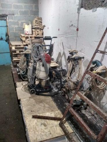 Продаю барабанные паркетошлифовальные машинки со206 в Бишкек
