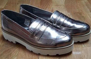 Cipele srebrne metalik LC Waikiki,  - Belgrade