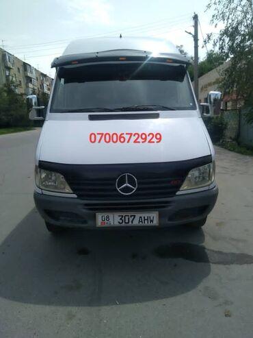 Mercedes-Benz Sprinter 2.7 л. 2003   700672929 км