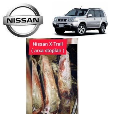 Nissan X-Trail - arxa stop----Kia Sorento ucun istediyiniz ehtiyyat