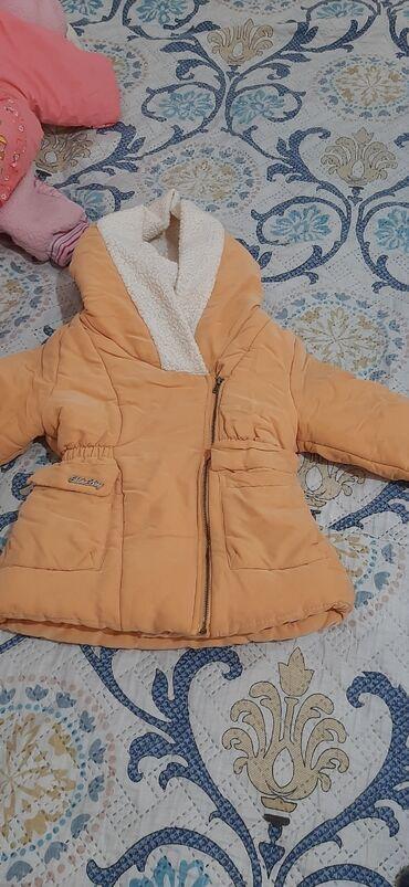 Куртка девочки 3-4 г 200 сом