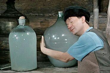 Бутыль 20 л. (стекло)  В наличии 3шт. (пр. СССР)  с. Ново-Николаевка