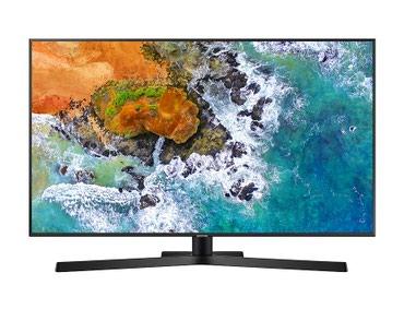 """Bakı şəhərində Televizor Samsung - 43"""" UHD 4K Smart TV NU7400 Series 7."""