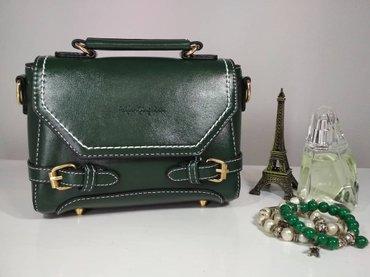 Маленькая сумочка ярко-зелёного в Бишкек