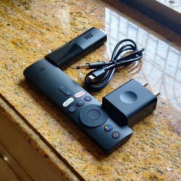 африкански сом в Кыргызстан: Тв-приставка mi stick tv (1+8g) eu (mdz-24-aa).Цена 3200 сом гарантия