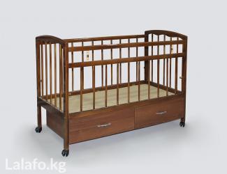 Кроватка с ящиками в Бишкек