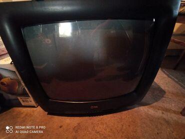Телевизор lG производства Корея. Диагональ экрана 57 см. Год не польз