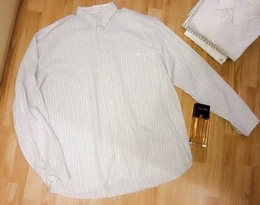 Muška odeća | Bor: Kvalitetna muska kosulja, XL