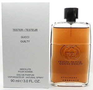 Gucci Guilty Absolute pour homme EDP 90 ml TESTER σε Thessaloniki