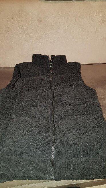 черная длинная футболка мужская в Кыргызстан: Безруковка Зимний Мужской Безруковка размерL Xl на рост 170-180см