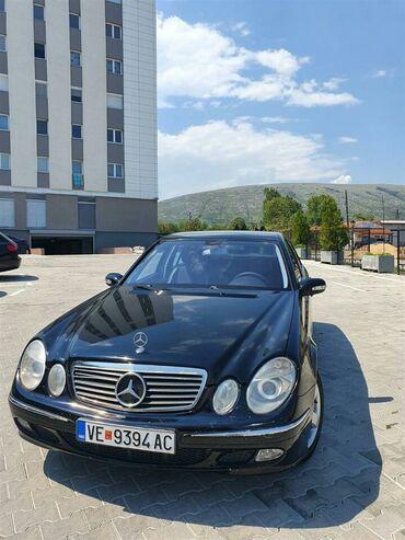 Mercedes-Benz E 200 2 l. 2003 | 195000 km