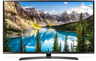 Bakı şəhərində Lg 108 ekran 4k smart televizor. Model 2018 ci il lg43uj634v smart