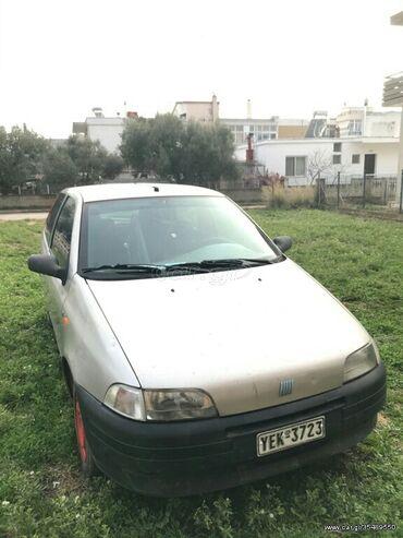 Fiat Punto 1.2 l. 2001 | 247500 km