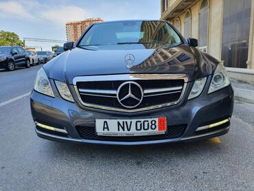 brilliance m2 1 8 at - Azərbaycan: Mercedes-Benz E 250 2.2 l. 2010 | 199000 km