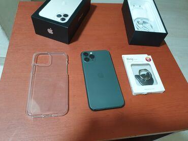 литиевые аккумуляторы бишкек in Кыргызстан | АВТОЗАПЧАСТИ: IPhone 11 Pro | 64 ГБ | Черный Б/У | Гарантия
