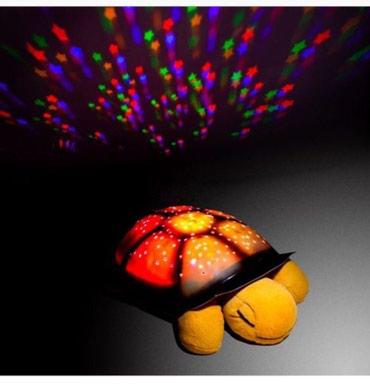Ночник черепаха звездное небо(музыкальная) в Бишкек