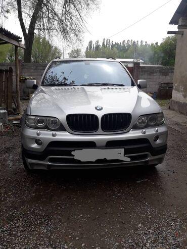 б у шины 185 65 r14 в Кыргызстан: BMW X5 4.8 л. 2004