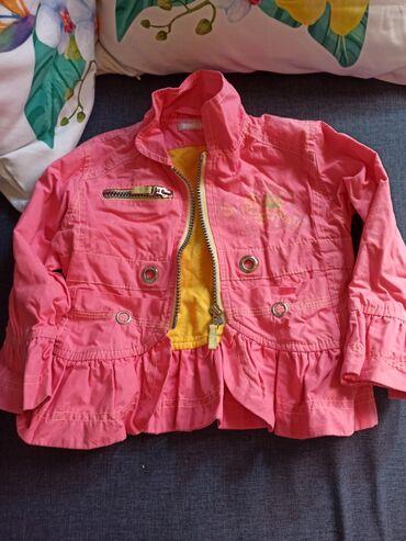 Dečije jakne i kaputi | Krusevac: Prelepa jaknica za devojčice, naše proizvodnje (TID),100%pamuk