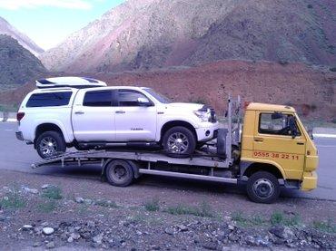 Услуги эвакуатора джип. бус. в Бишкек