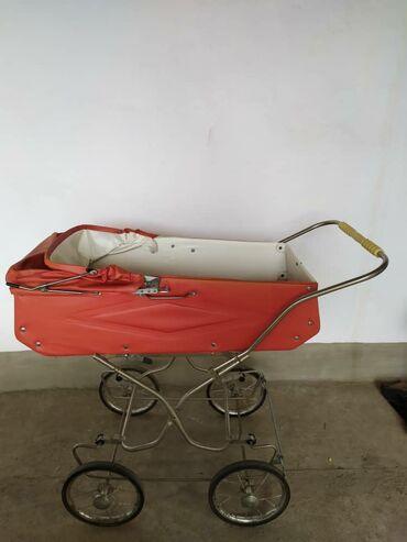 Детский мир - Кара-Балта: Советская коляска.В хорошем состояние