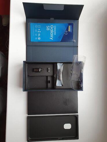 Новый Samsung Galaxy S8 64 ГБ Черный