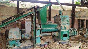 Оборудование для бизнеса в Кызыл-Кия: Оборудование для изготовления кирпича сырца. Производство