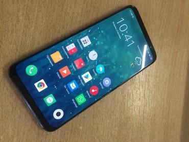 meizu-pro-6 в Кыргызстан: Продаю Meizu 16th 6/64 Gb Black новый + полный комплект с 3мя