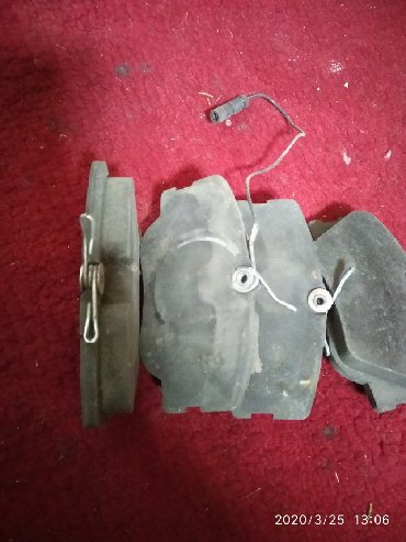 тошиба бу в Кыргызстан: Колодки тормозные на мерс 124 бу