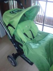 Kolica za bebe chipolino, 3 položaja sedećeg dela(ležeći za tek