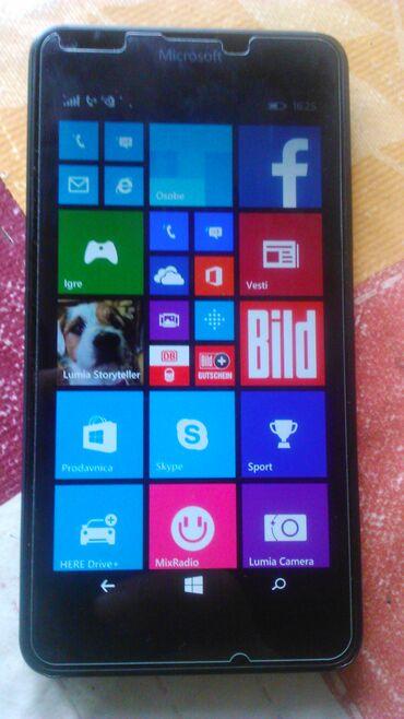 Mobilni telefoni - Kucevo: Nokia lumia 640 xl duos 5.7. inci --ispravan telefon doso iz beca bez