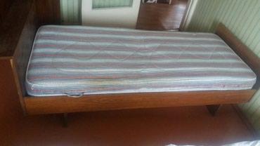 Кровать б.у 1.9 0.85 2шт. в Бишкек