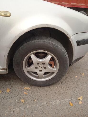 диски р16 бу в Кыргызстан: Меняю диск р14 на р15