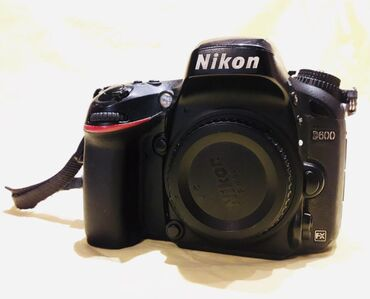 Nikon D600 σώμα, DSLR Full Frame ψηφιακή φωτογραφική μηχανή με
