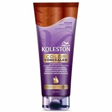 Wella koleston color concealer καστανο 200 ml