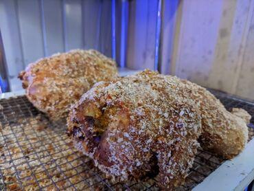 проба в Кыргызстан: Принимаем заказы на курицу в тандыре. В особенном маринаде и в кляре