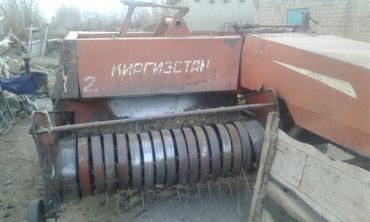 Продаю прессподборщик Кыргызстан в Кочкор