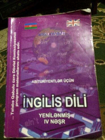 Arzu Yasar Abituriyentler ucun Ingilis dili qayda kitabi