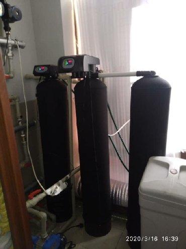 Фиртры промышленные для очистки воды