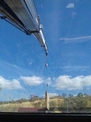 Услуги кранов от 2 до 30 тонн,работаем в Бишкек