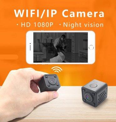 Q9 wifi беспроводная видеокамера мини в Бишкек