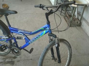 Продаю велосипед в идияльном состояние всё работает номер телефона в Бишкек