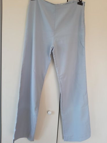 Zenske pantalone broj mis boja - Srbija: Zenske svetlo plave pantalone Broj 44