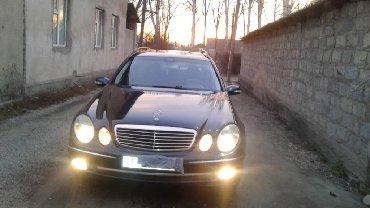 Mercedes-Benz в Кыргызстан: Mercedes-Benz E 270
