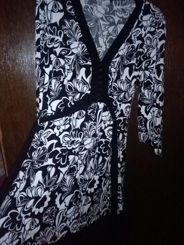 Tunika za krupnije dame,moze biti cak I haljina kraca,rukavi u spic - Sombor