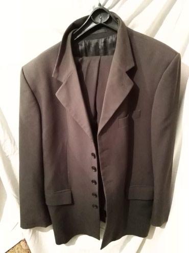 Muško odelo komplet sako i pantalone.naša proizvodnja brojevi na - Kraljevo