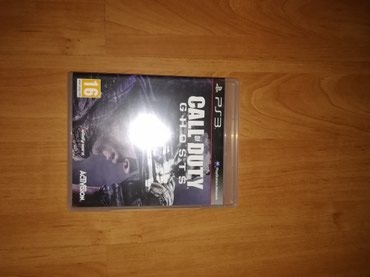 Call Of Duty Ghost PS 3 - Kragujevac