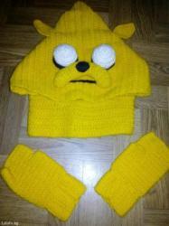 Продам новые шапку-капюшон+короткие в Бишкек